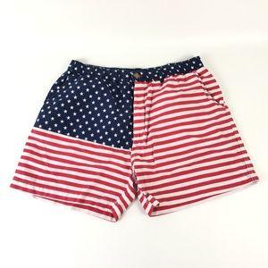 Chubbies America Shorts Casual DR00946 XL NWOT